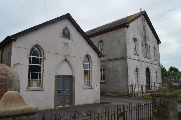 Salem Chapel in Pencoed