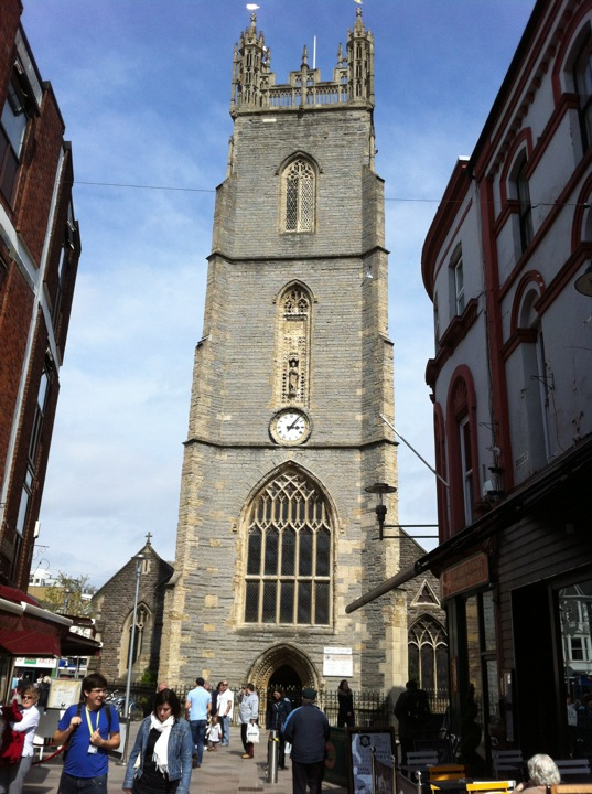 St John and St Andrew's Church, Cardiff