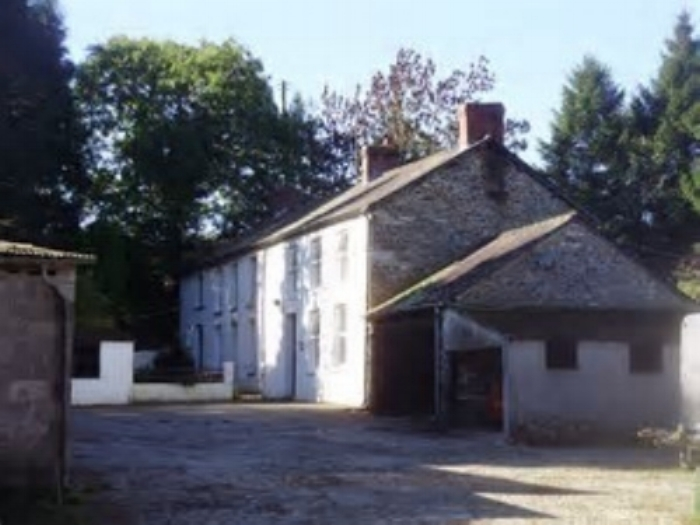 David Jones's birthplace in Carmarthenshire,   Source Well digger website